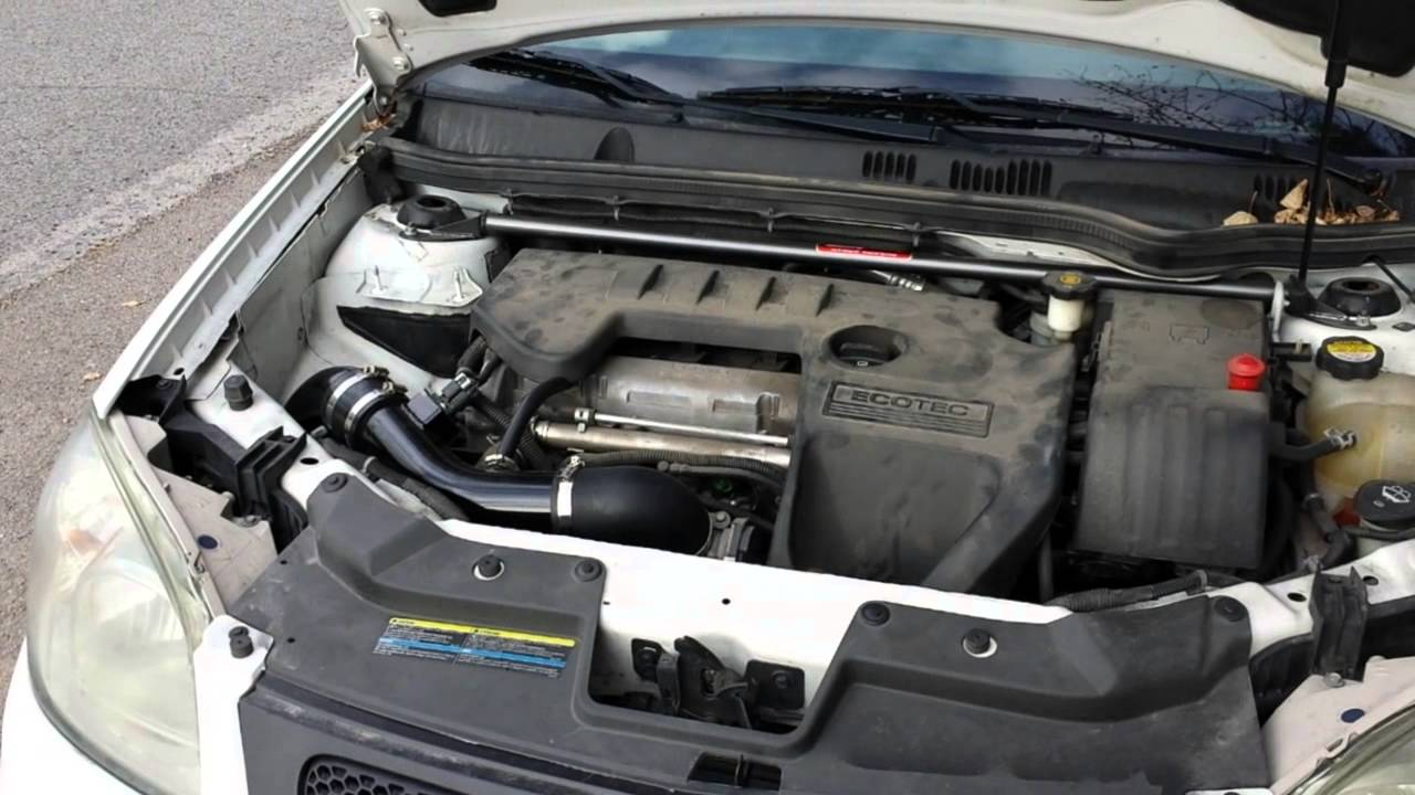2007 pontiac g5 cold air install youtube rh youtube com Chevy S10 2.2 Engine Diagram 2007 Pontiac G6 Engine Diagram