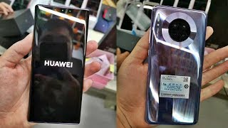 Huawei Mate 30 Pro - UNBOXING VIDEO LEAKED