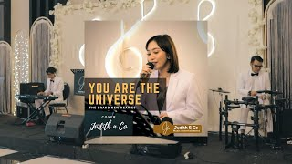 Download lagu You Are The Universe - The Brand New Heavies ( Cover by Judith & Co. Music Entertainment)
