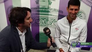 Wimbledon 2019   Novak: Publika, Rodžer, okolnosti... Psihički najzahtevnije ikad   SPORT KLUB Tenis