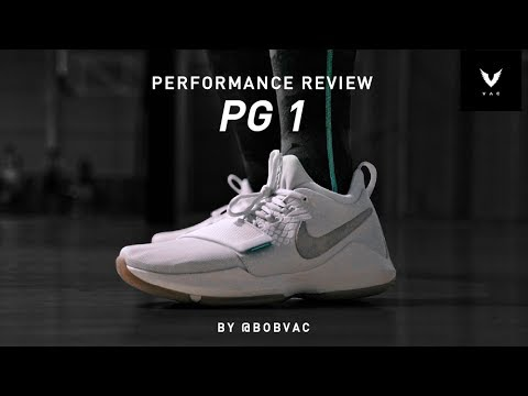 27a55c3970c Nike PG 1  Performance Review  (Thai) - YouTube
