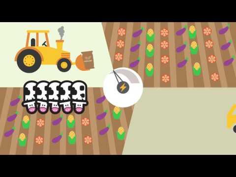 DIF Animation 2: Food Energy Water Nexus