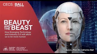 'Beauty and the Beast' how emerging technology and Industry 5.0 will allow us to be more human