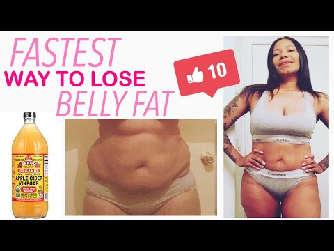drink-apple-cider-vinegar-and-lose-belly-fat-fast