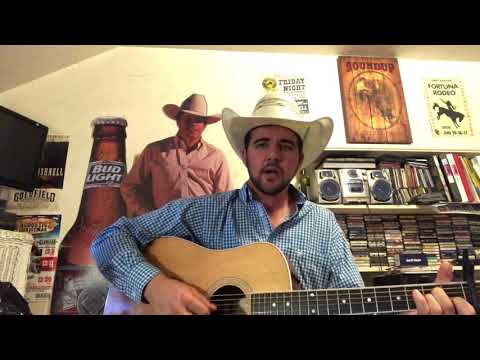 """""""Tennessee Whiskey"""" movie audition, George Strait's The Chair cover by Chad Bushnell"""