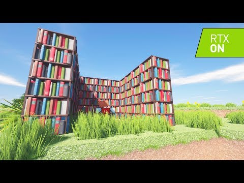 Minecraft Graphics That Look Better Than Real Life - Minecraft With RTX