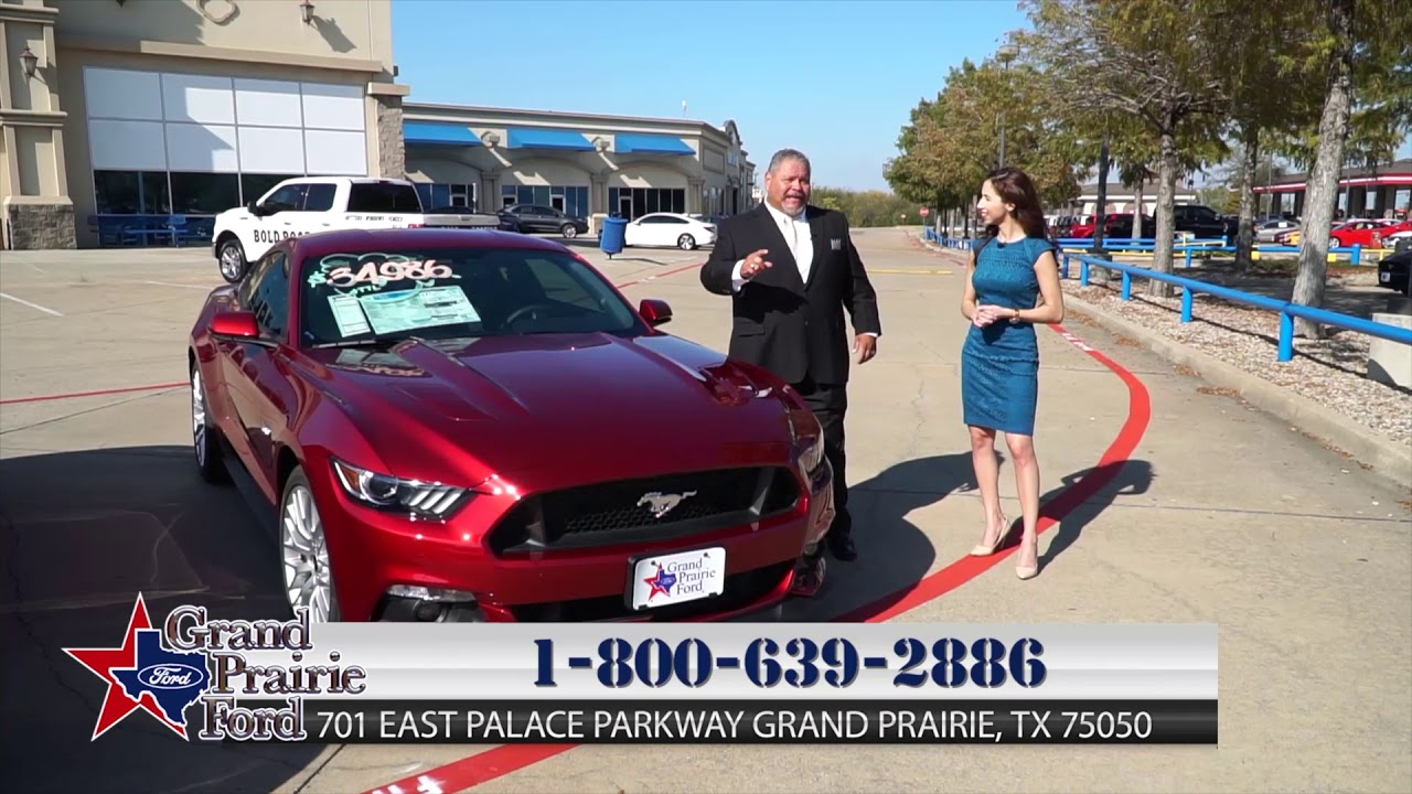 Grand Prairie Ford Infomercial 1217 Youtube