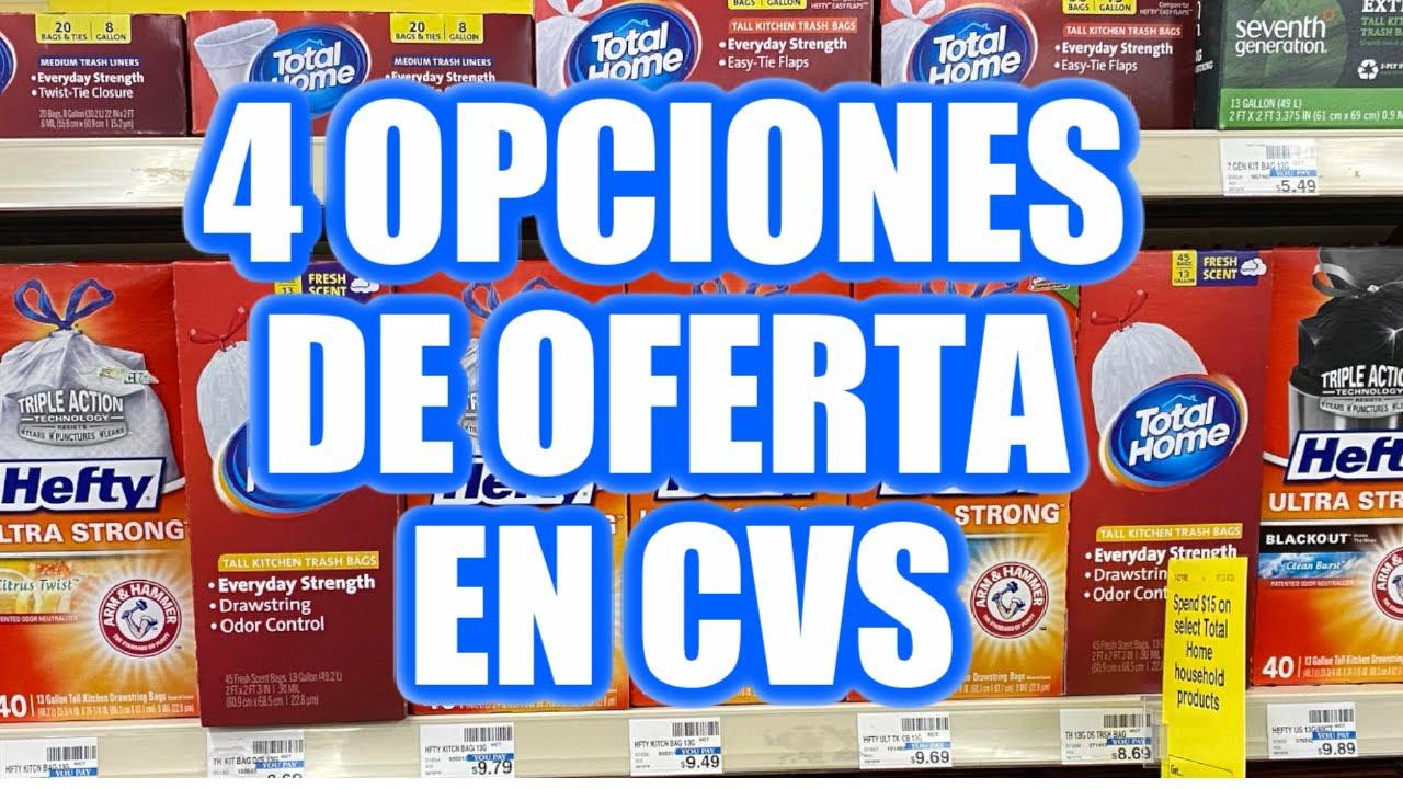 PLAN DE COMPRAS EN CVS 11/15 - 11/21 |CUPONEANDO FACIL