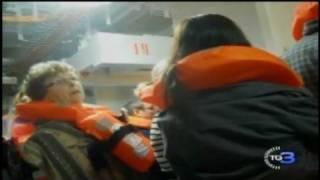Chaos, fear ruled cruise ship evacuation