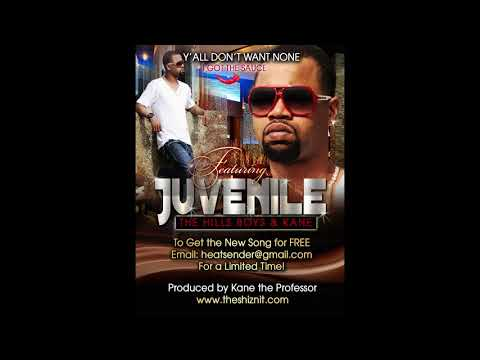 I Got the Sauce Featuring Juvenile (Radio Version)