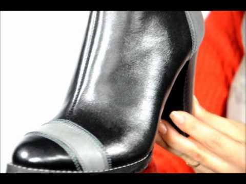 Женские замшевые сапоги - фото 2018 / Women's suede boots - YouTube
