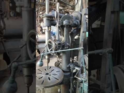 Drill Press at Knight Foundry