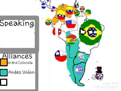 Alternate Future of South America Episode 3:Argentina's Revenge