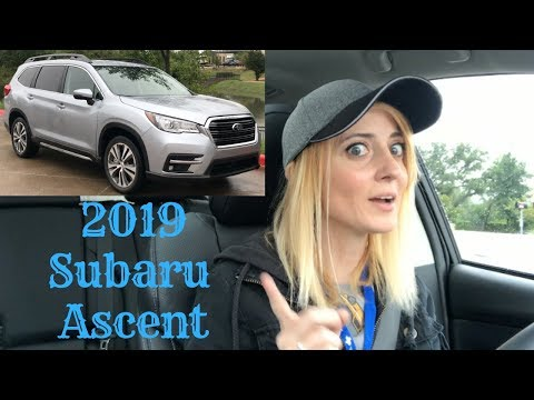 2019 Subaru Ascent Quick Review - Is It The Best Everyday SUV?