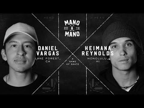 Mano a Mano 2019 - Round 2: Daniel Vargas vs. Heimana Reynolds