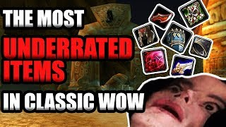 The Most Underrated Items In Classic WoW!