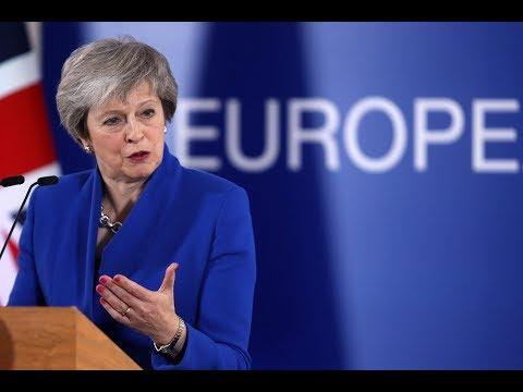 EU leaders endorse Brexit divorce deal