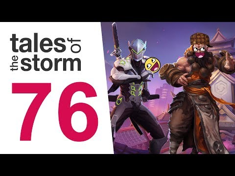 Tales of the Storm Vol.76 (Heroes of the Storm Funny Moments & more)