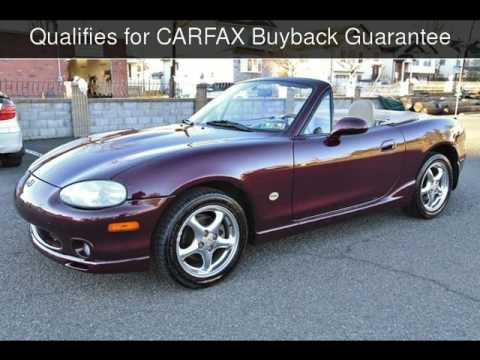 2000 Mazda Mx 5 Miata Se Special Edition Used Cars Linden New Jersey 2017 03 02