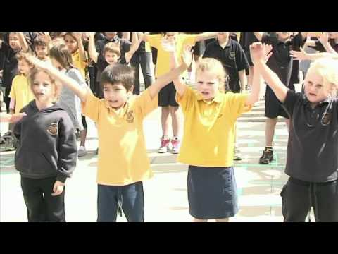 Lucknow Primary School - GenerationOne Hands Across Australia Schools Competition 2011