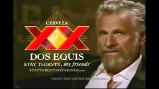 The most interesting man in the world - tribute