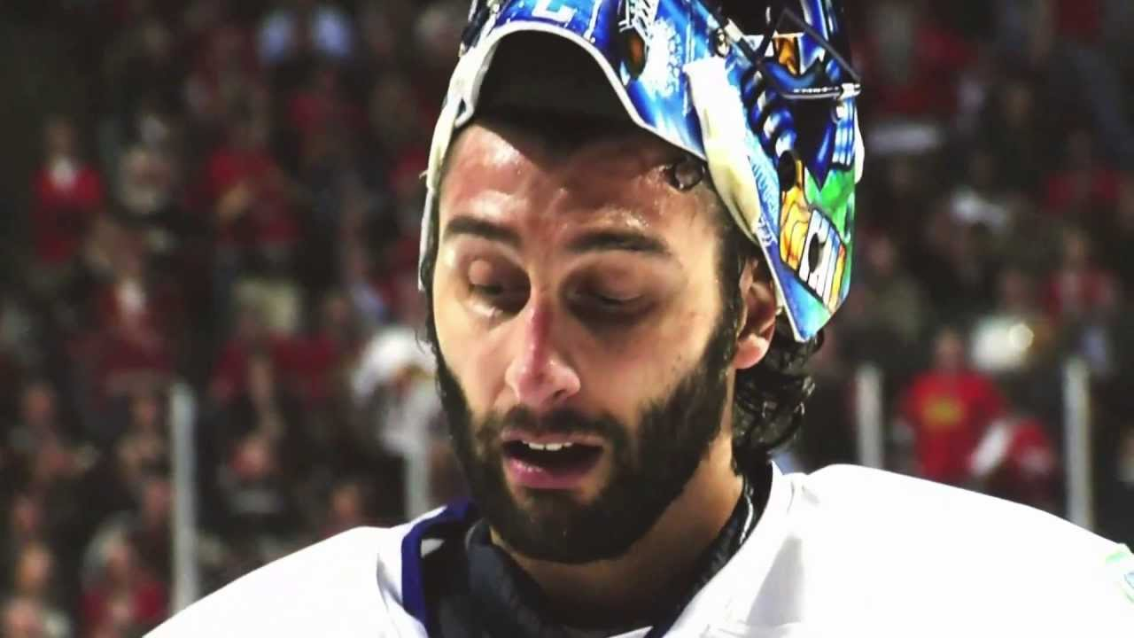 Roberto Luongo Don T You Worry Child See Heaven S Got A Plan For