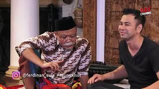 RAFFI AHMAD MUPENG LIAT MOBIL 2.8M !