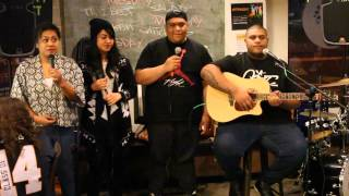 Ngarra Burra Ferra - The Sapphires (Josh Afu & AIM) @Peppertree Cafe