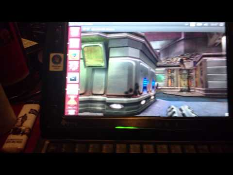 HTC shift x9500 openGL quake 3 arena in ubuntu trusty tahr