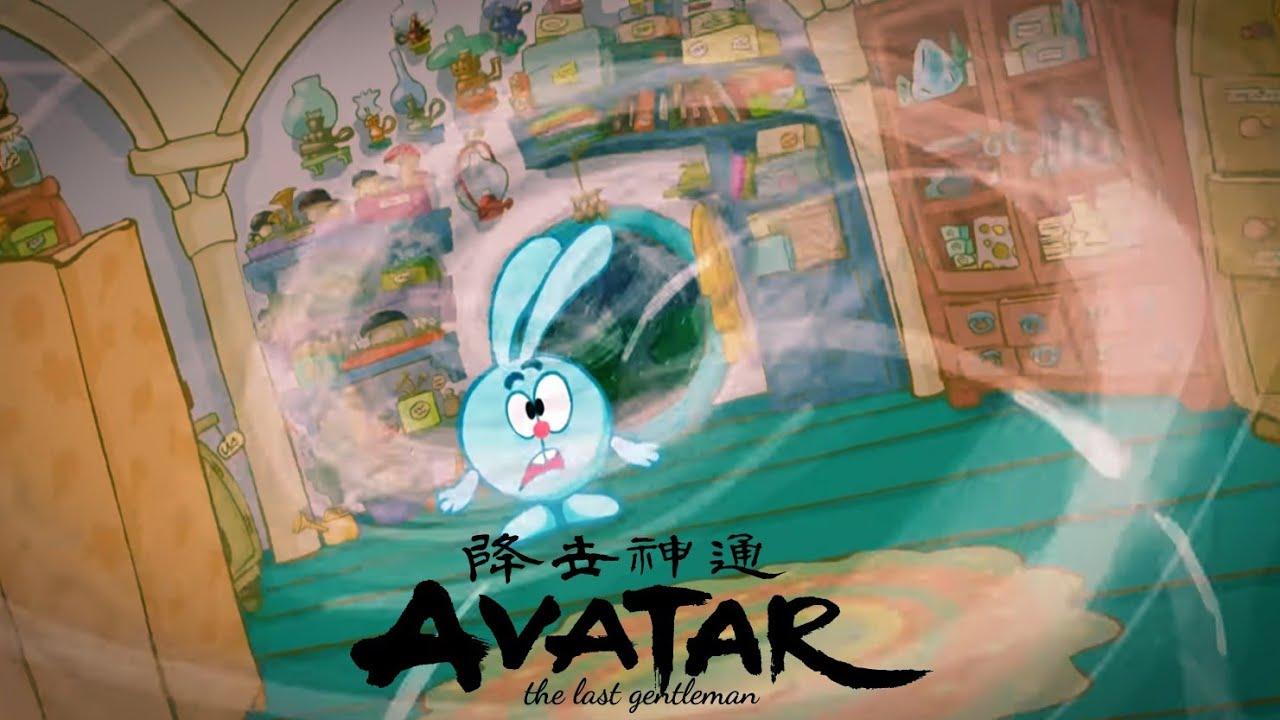 «Смешарики. Легенда о Джентльмене» – пародия на Аватара ...