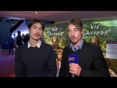 """Les frères Fortin racontent leur """"Vie sauvage"""""""
