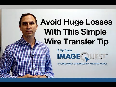 Avoid Huges Losses with This Simple Wire Transfer Tip