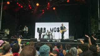 Bob Moses - Tearing Me Up - Live at Lollapalooza 2016