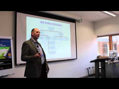 The Structure and Activities of the UN Police Division- Chris Sharwood-Smith