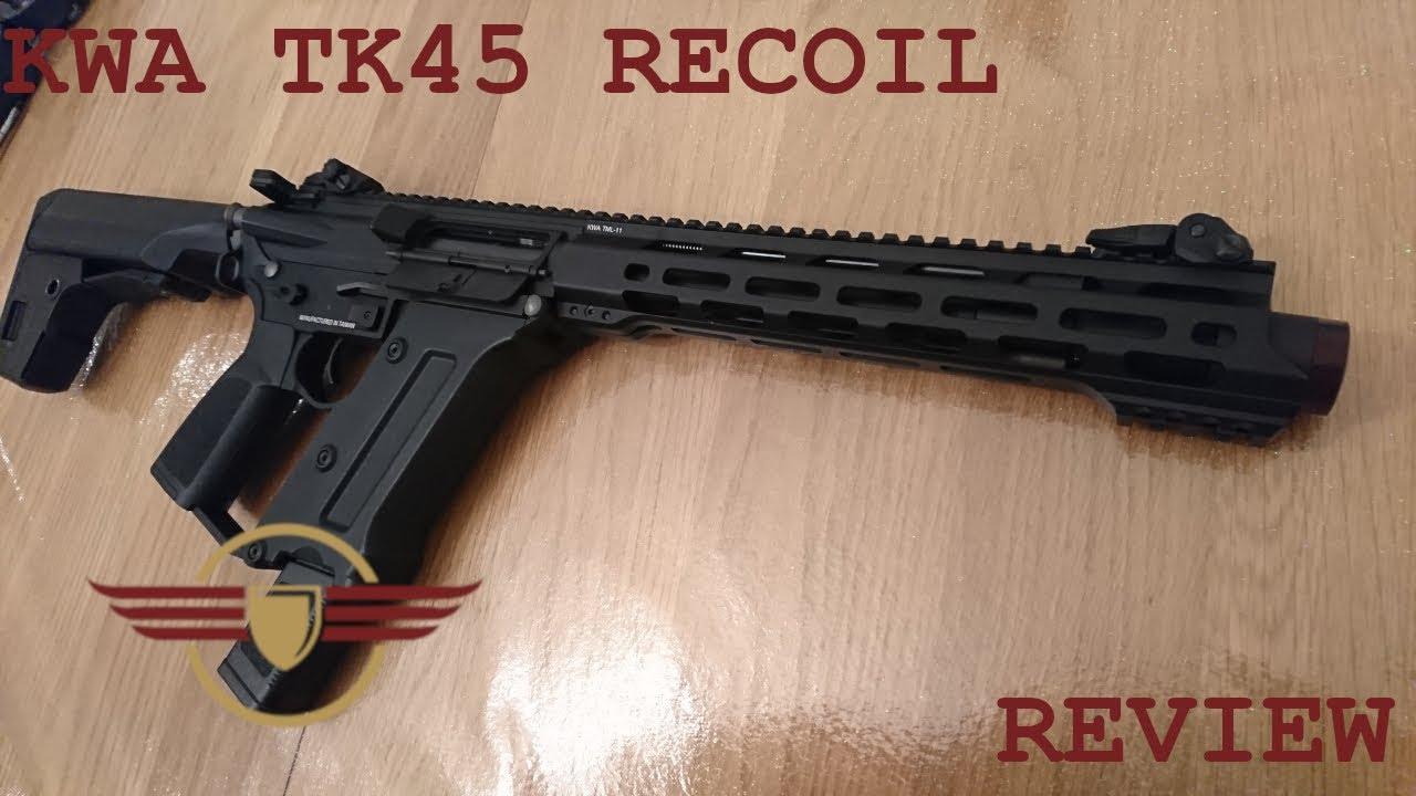 grossiste db008 15085 [REVIEW] KWA RONIN TK45 Recoil TK45C