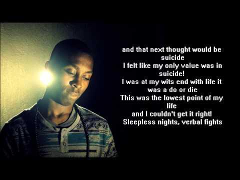 K-Zoe Testimony (Lyrics On Screen) (Free Download)