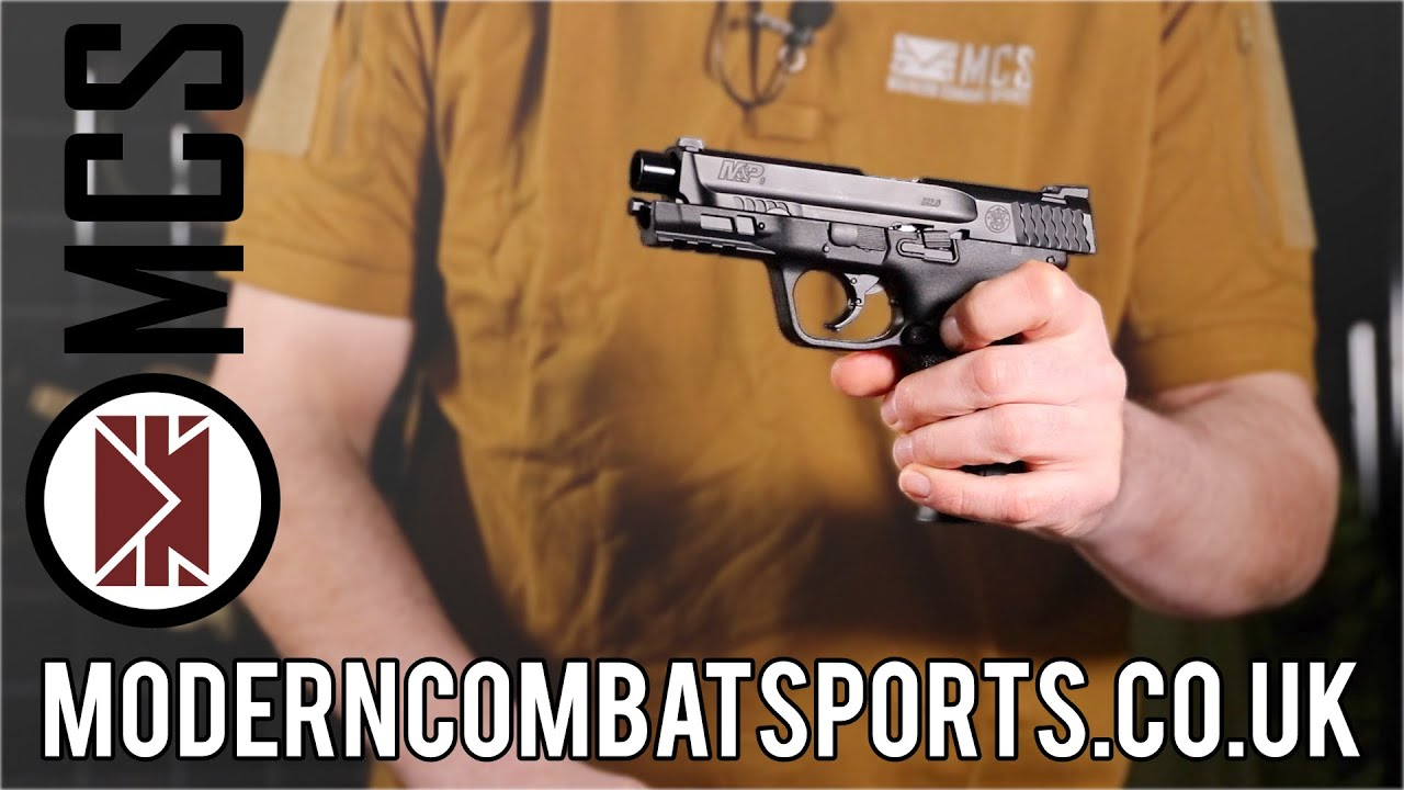 Smith Wesson Paintball Pistol