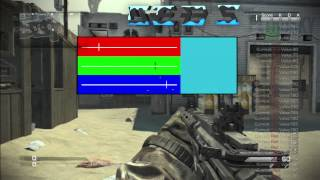 [PS3/CoD Ghosts] RGB Editor (Preview)