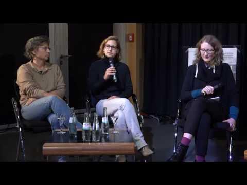 """Bilder einer Stoffentwicklung:  """"Kästner und der kleine Dienstag"""". Podium Film Festival Cologne 2016"""