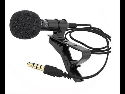Микрофон для смартфона с Алиэкспресс