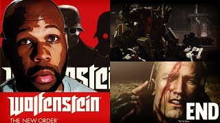 Wolfenstein The New Order Game Ending - Chapter 16: Return to Deathshead
