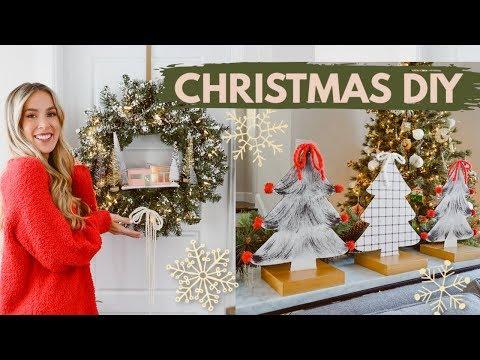 DIY CHRISTMAS DECOR IDEAS: Dollar Tree & Target | Leighannsays