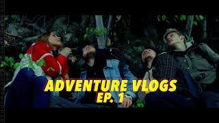 INSEGUITI NEL BOSCO- Adventure Vlogs ep 1- Luca Chikovani