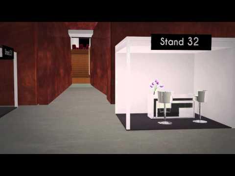Viste virtuelle Salon du Mariage de Genève