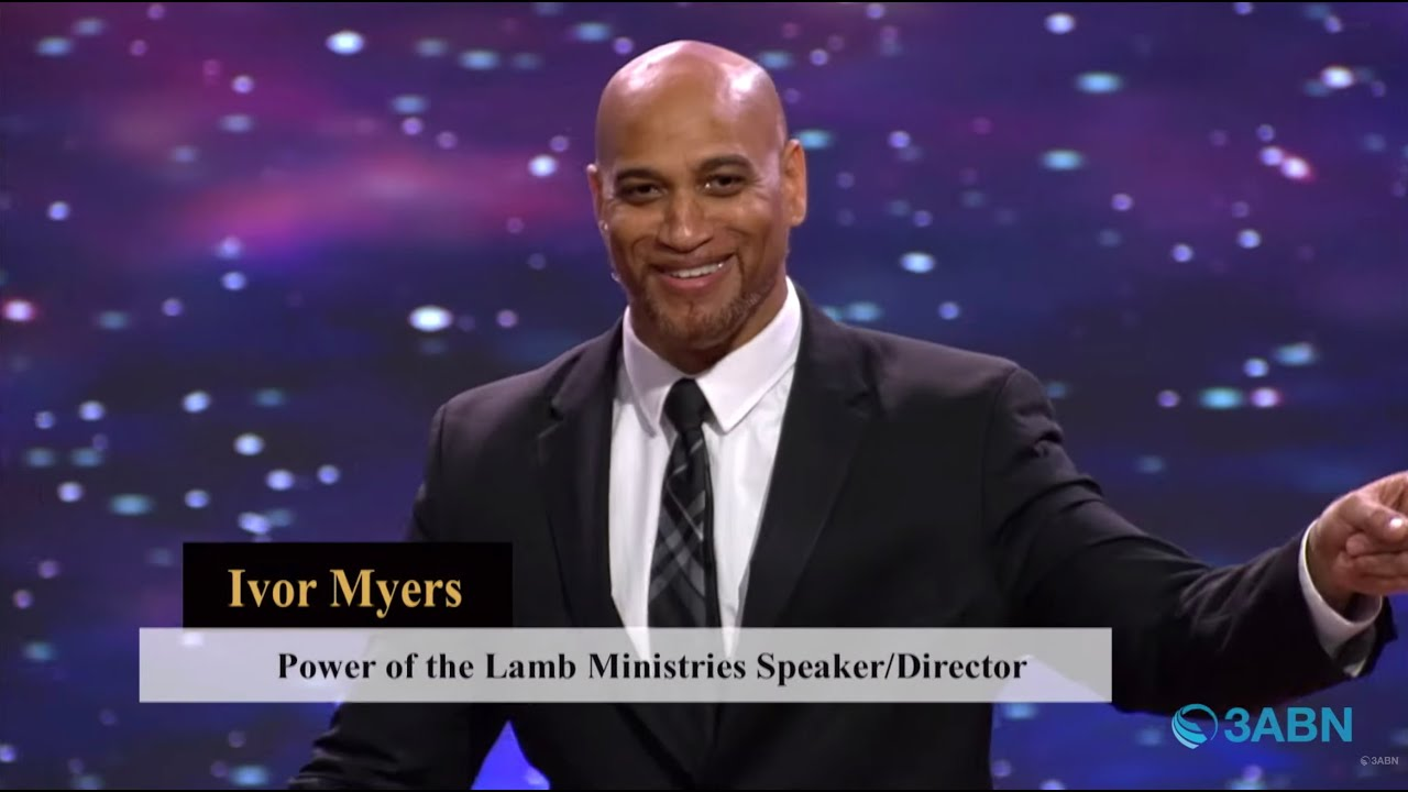 "08 - ""The Sanctuary & the Image of the Beast"" - Ivor Myers - 3ABN Winter Camp Meeting 2020"
