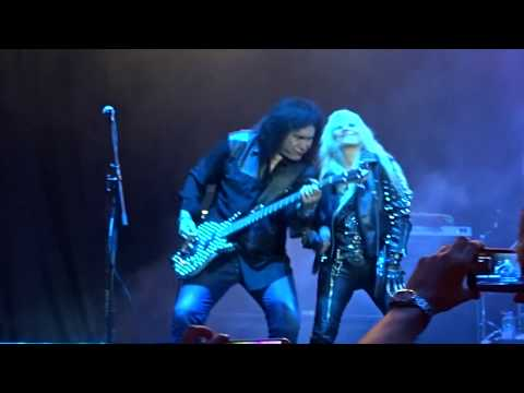 Gene Simmons & Doro  Love Theme from Kiss & War Machine  Masters of Rock  2018