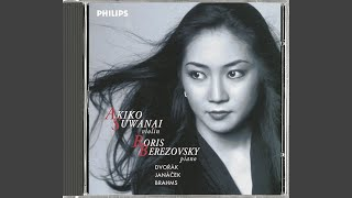 Brahms: Hungarian Dance No.8 in A minor - transc. for Violin and Piano by Joseph Joachim