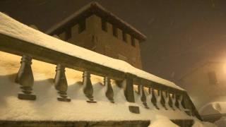 Neve a San Marino - Febbraio 2012