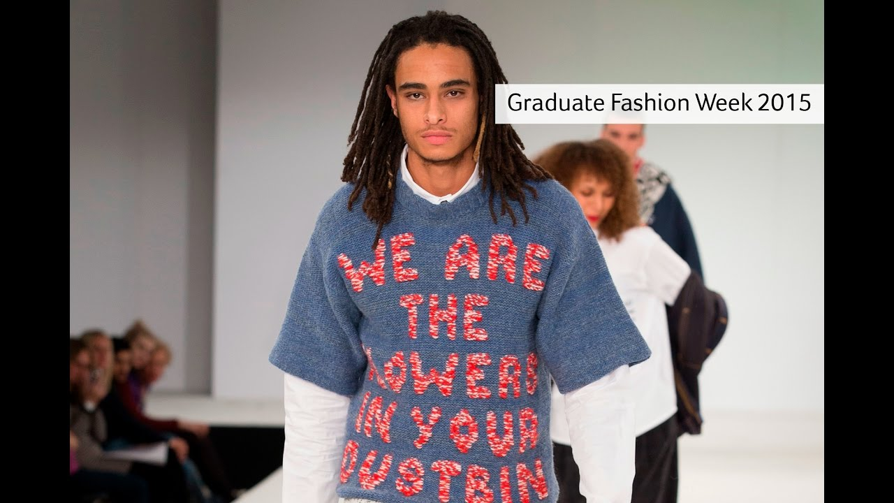 Arts University Bournemouth – Graduate Fashion Week 2015