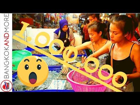 Best Seafood Market In Thailand